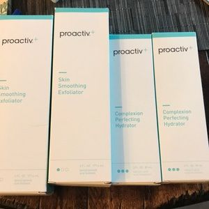 Bundle of Proactiv- brand new, never opened